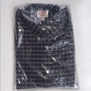 Brooks Brothers Fleece Button Down